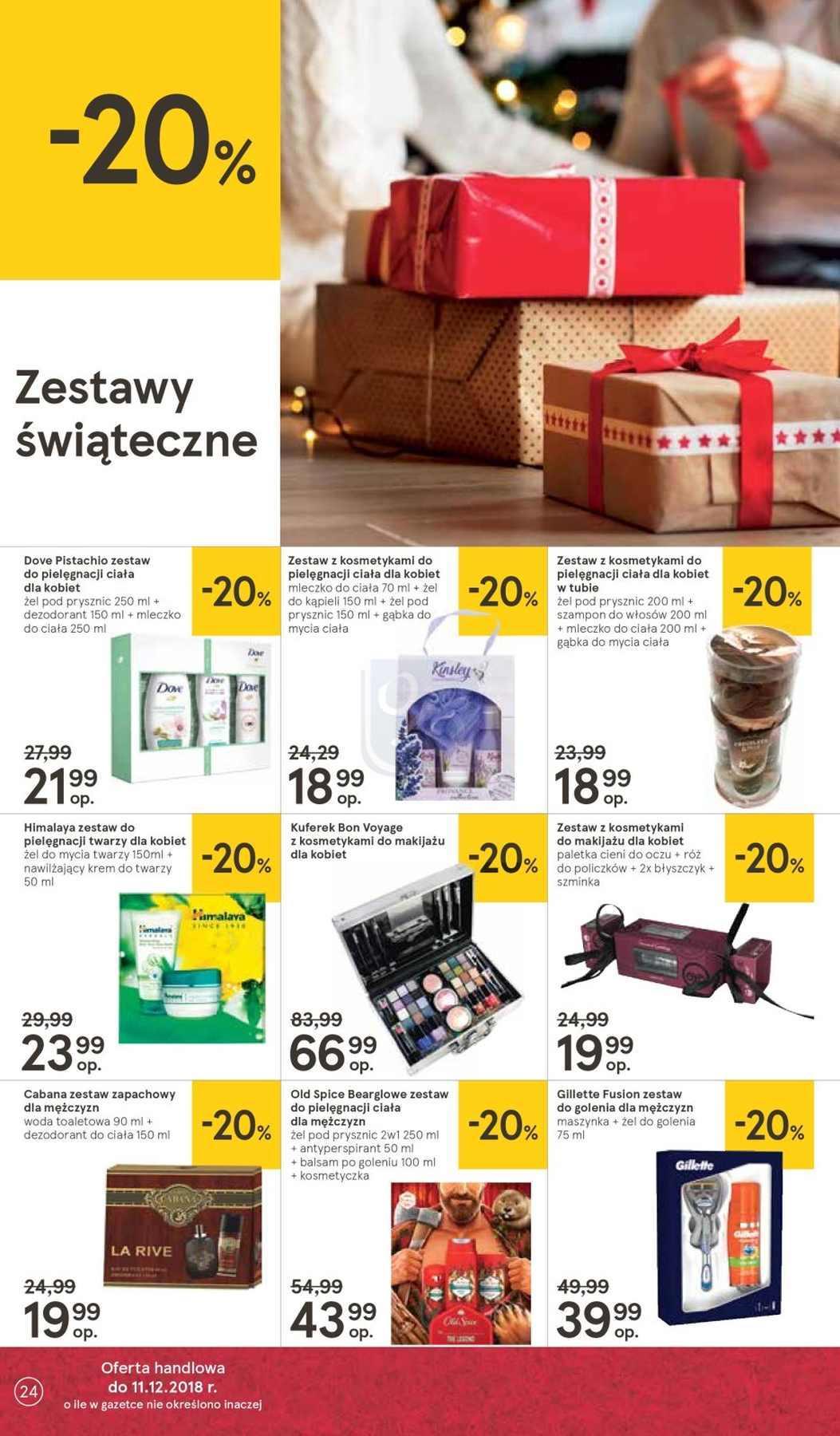 Gazetka promocyjna Tesco do 12/12/2018 str.24