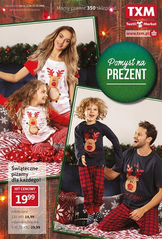 Gazetka promocyjna Textil Market do 25/12/2018 str.0