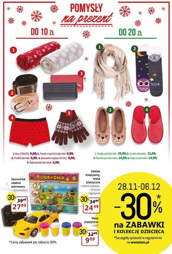 Gazetka promocyjna Textil Market do 11/12/2018 str.4