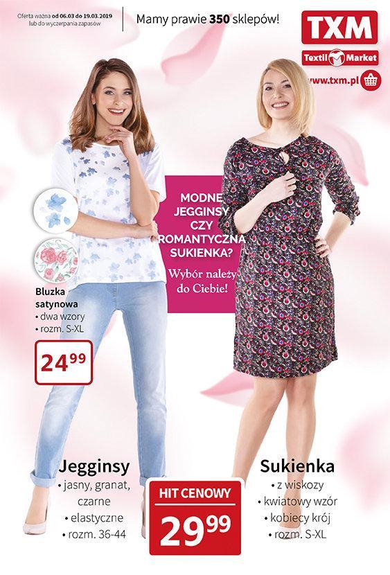Gazetka promocyjna Textil Market do 19/03/2019 str.0