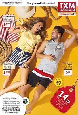 Textil promocje