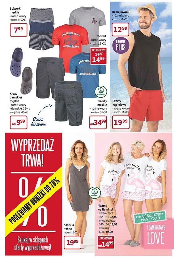 Gazetka promocyjna Textil Market do 16/07/2019 str.2