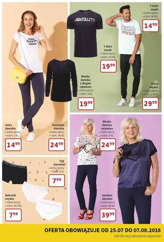 Gazetka promocyjna Textil Market do 07/08/2018 str.1