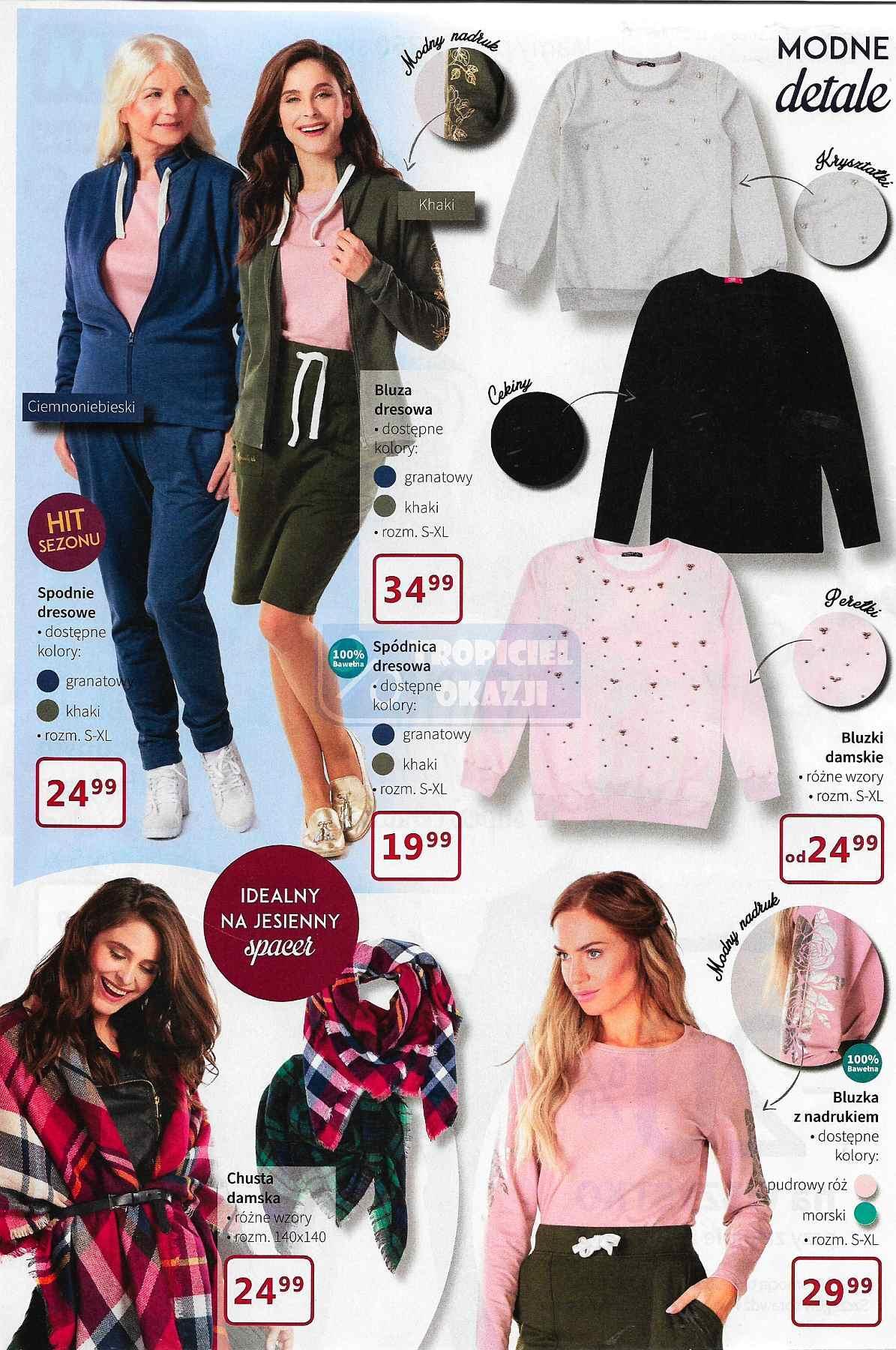 Gazetka promocyjna Textil Market do 13/11/2018 str.1
