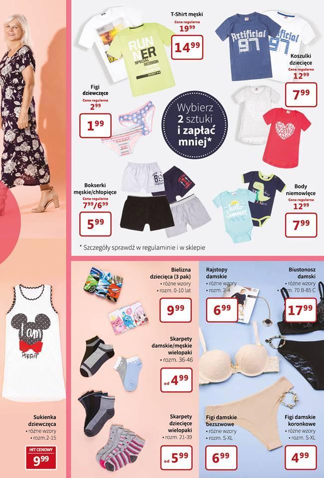 Gazetka promocyjna Textil Market do 17/07/2018 str.2