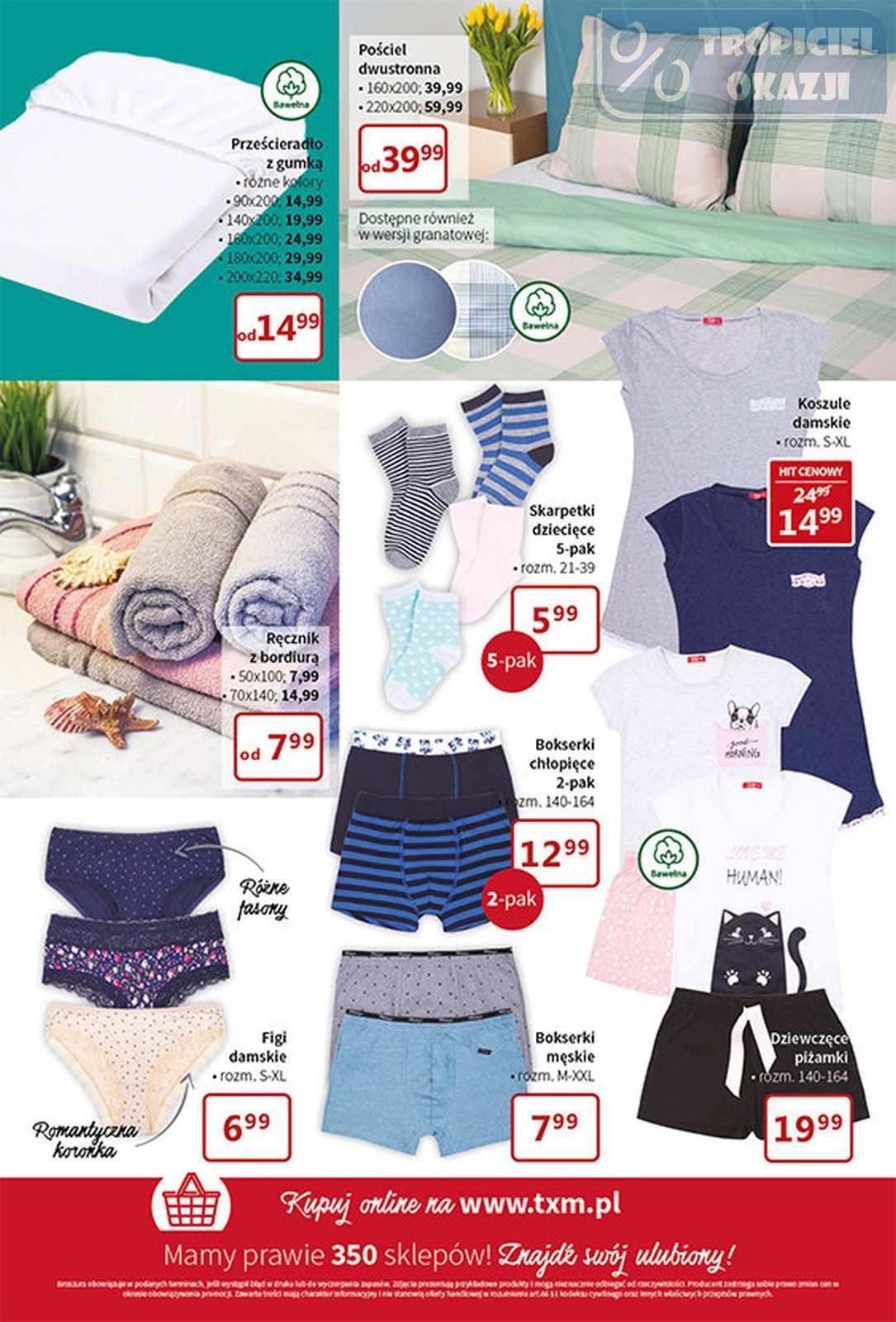 Gazetka promocyjna Textil Market do 05/03/2019 str.3