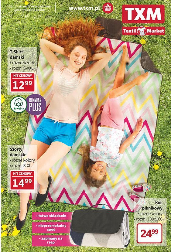 Gazetka promocyjna Textil Market do 16/07/2019 str.0