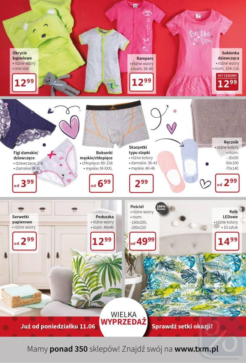 Gazetka promocyjna Textil Market do 19/06/2018 str.4