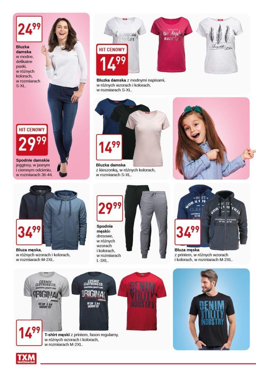 Gazetka promocyjna Textil Market do 06/03/2018 str.1