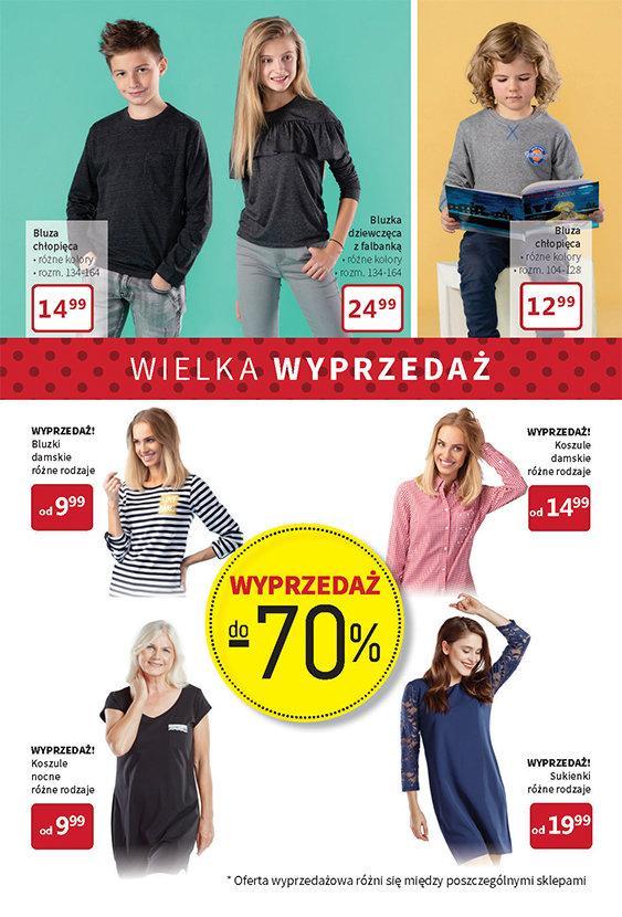 Gazetka promocyjna Textil Market do 22/01/2019 str.2
