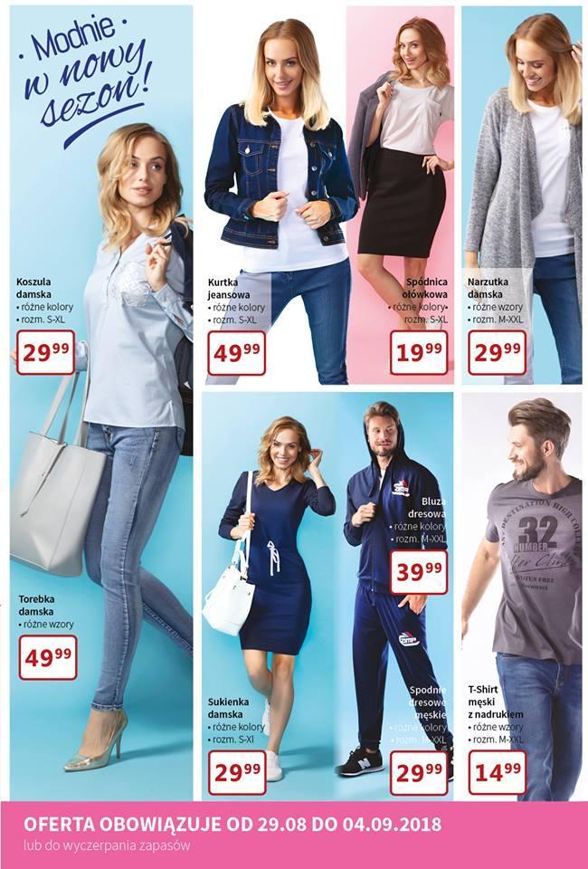 Gazetka promocyjna Textil Market do 04/09/2018 str.5