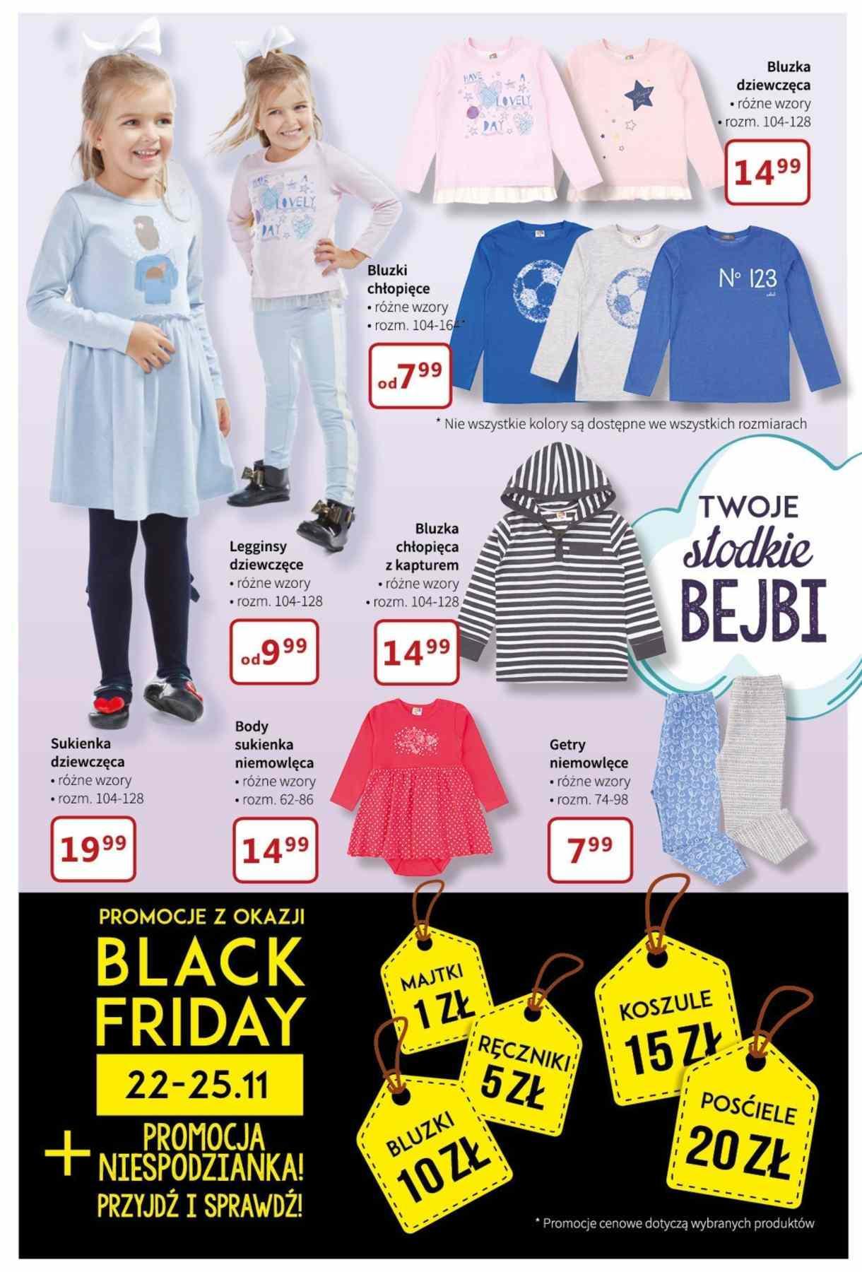 Gazetka promocyjna Textil Market do 27/11/2018 str.4