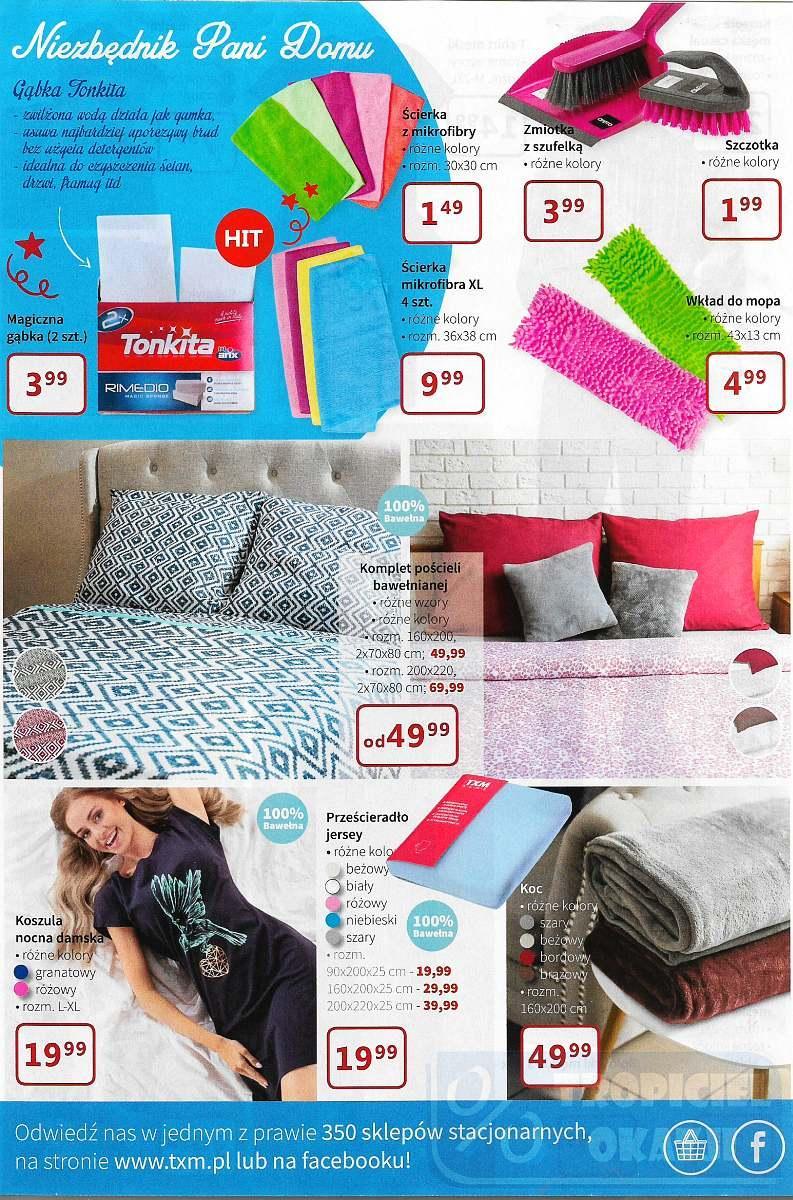 Gazetka promocyjna Textil Market do 30/10/2018 str.6