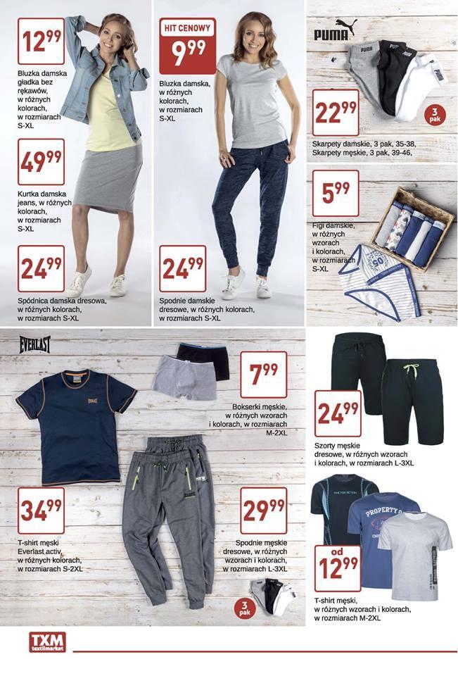 Gazetka promocyjna Textil Market do 17/04/2018 str.1