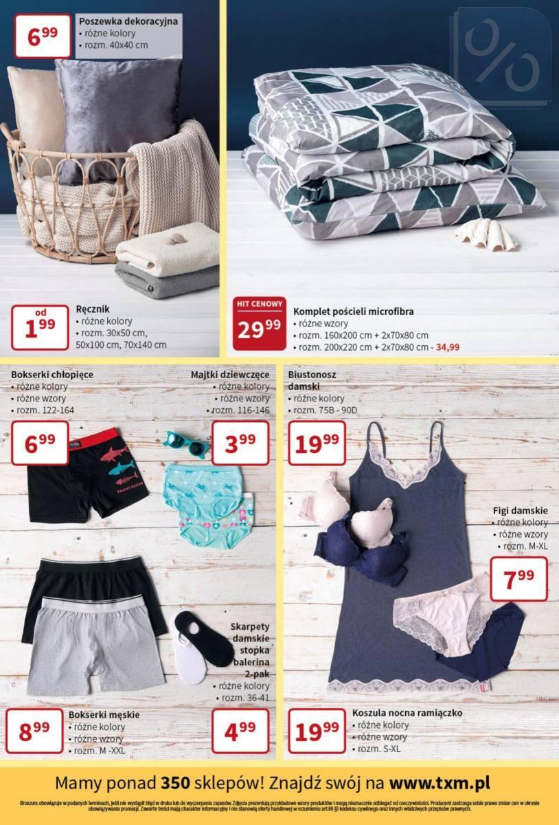 Gazetka promocyjna Textil Market do 22/05/2018 str.3