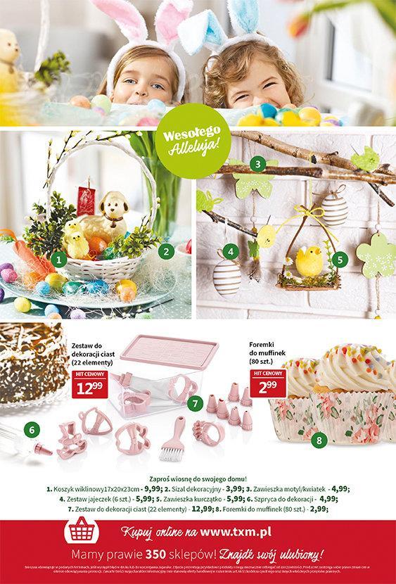 Gazetka promocyjna Textil Market do 23/04/2019 str.5
