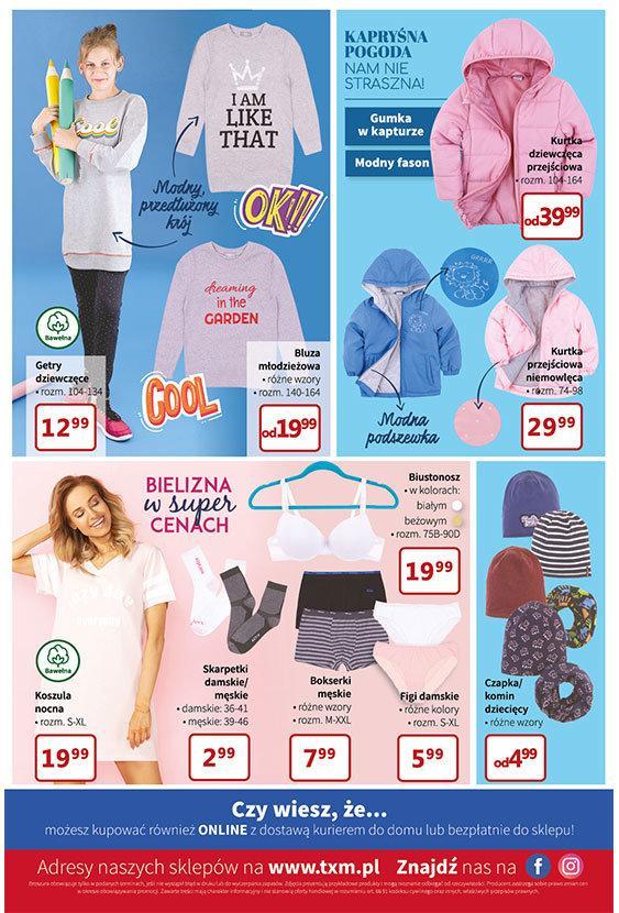 Gazetka promocyjna Textil Market do 24/09/2019 str.4