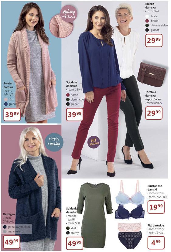 Gazetka promocyjna Textil Market do 16/10/2018 str.3
