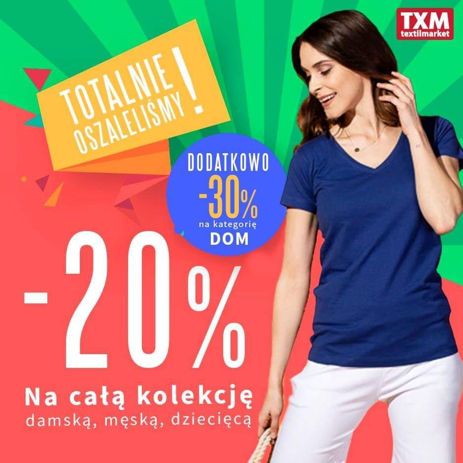 Gazetka promocyjna Textil Market do 10/05/2019 str.0