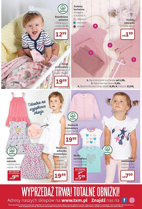 Gazetka promocyjna Textil Market do 13/08/2019 str.3