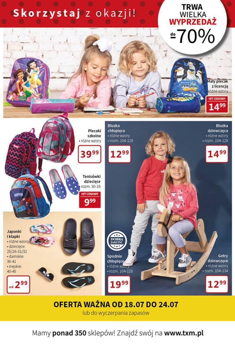 Gazetka promocyjna Textil Market do 24/07/2018 str.3