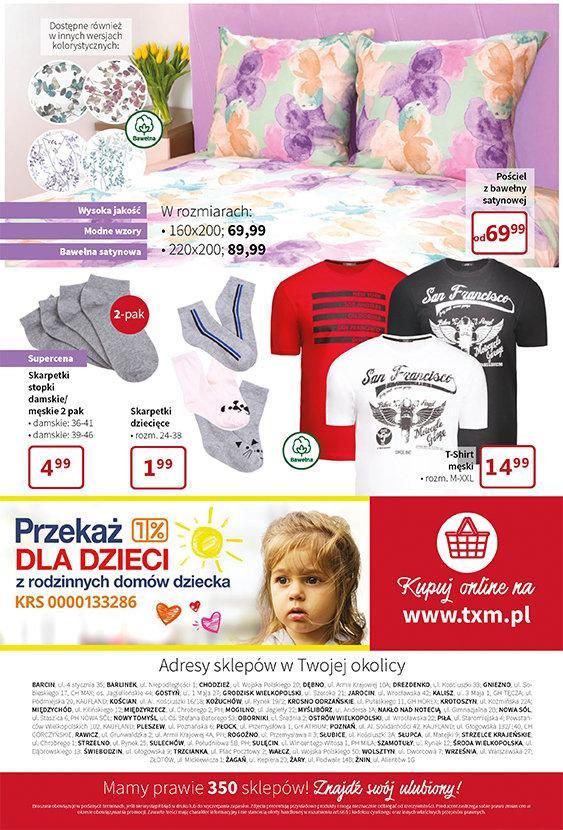 Gazetka promocyjna Textil Market do 19/03/2019 str.5