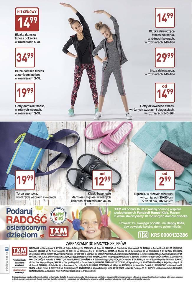 Gazetka promocyjna Textil Market do 17/04/2018 str.3