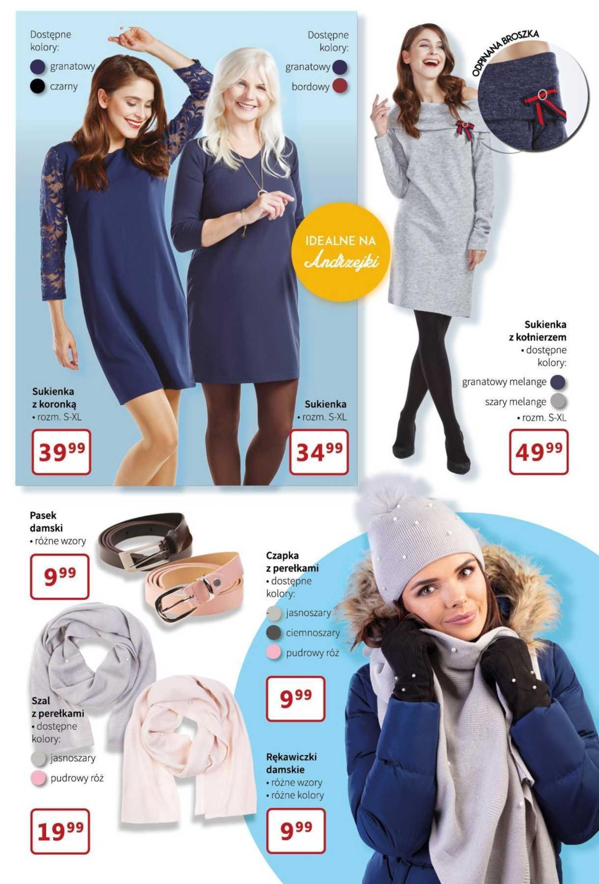 Gazetka promocyjna Textil Market do 27/11/2018 str.2