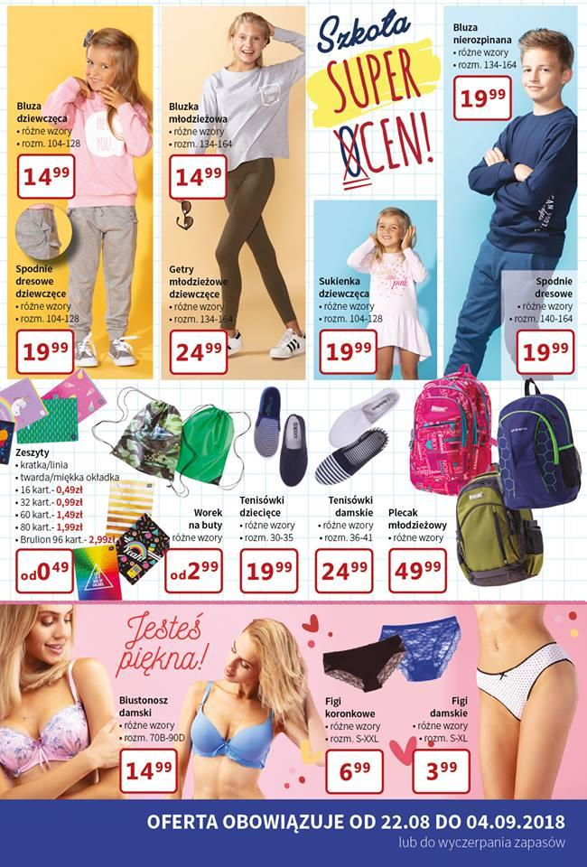 Gazetka promocyjna Textil Market do 04/09/2018 str.4