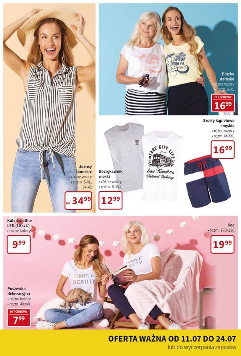 Gazetka promocyjna Textil Market do 24/07/2018 str.1
