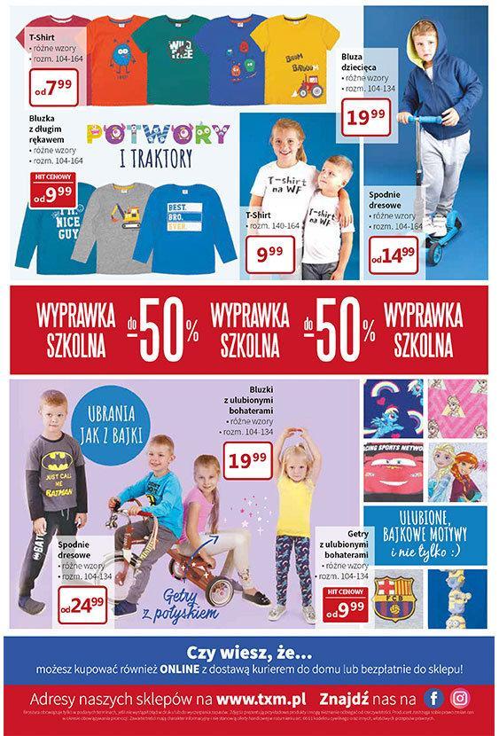 Gazetka promocyjna Textil Market do 10/09/2019 str.3