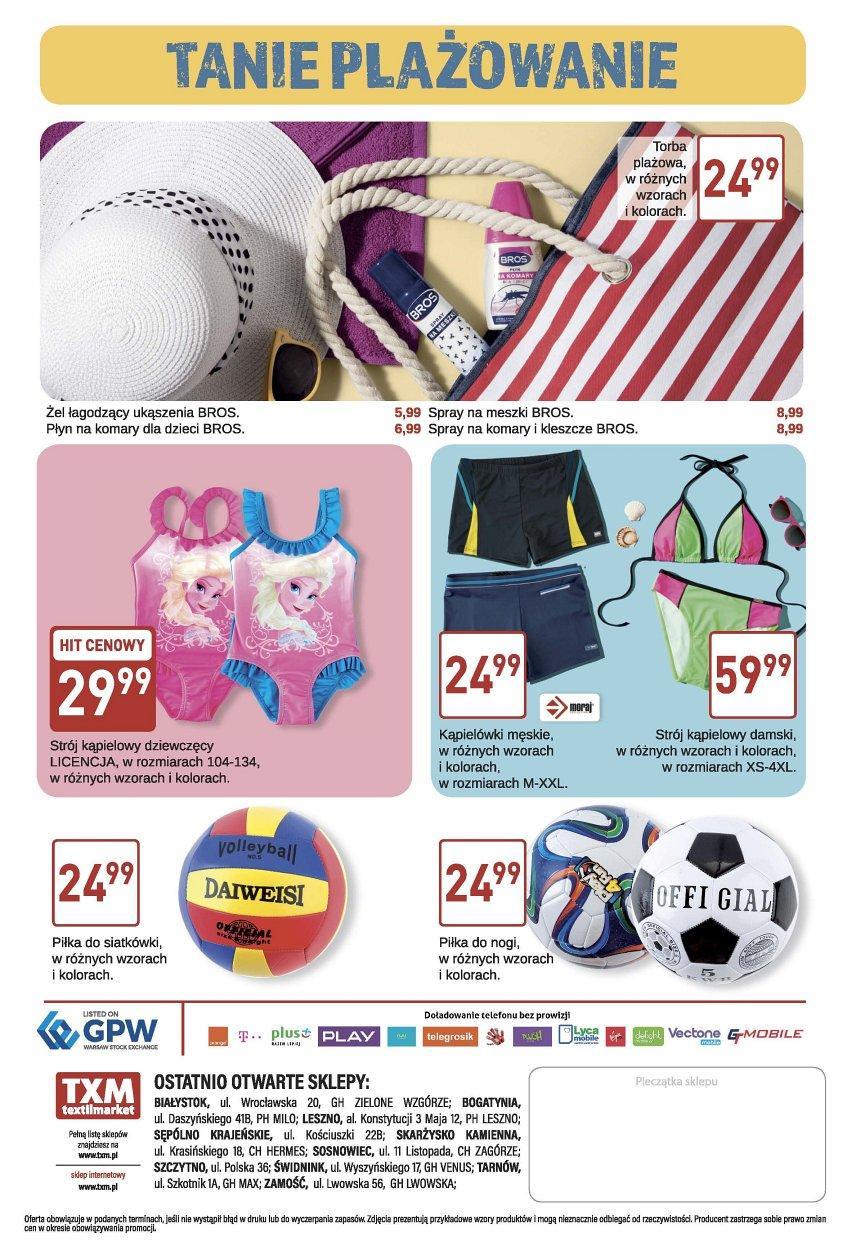 Gazetka promocyjna Textil Market do 13/06/2017 str.3