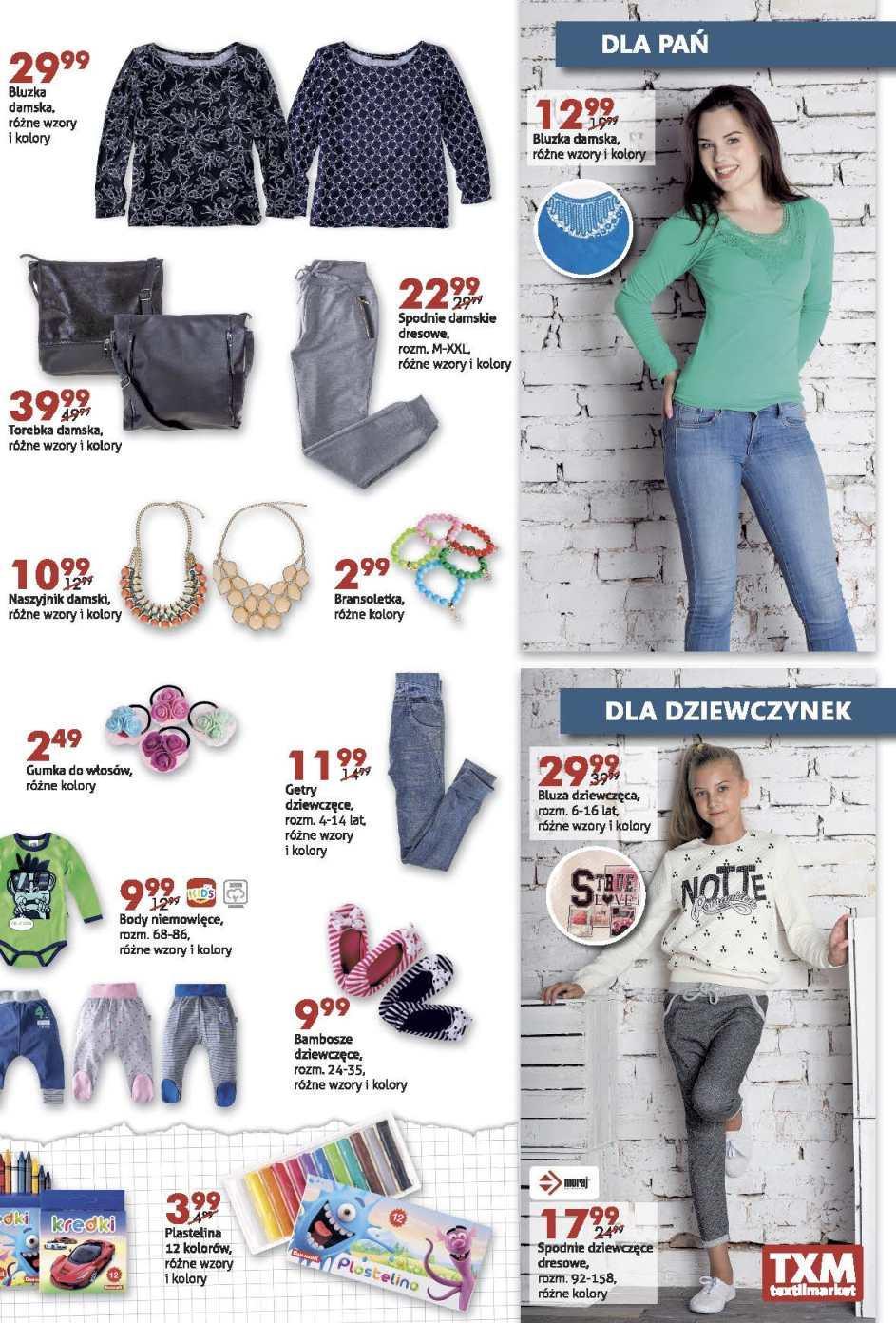 Gazetka promocyjna Textil Market do 13/09/2016 str.2
