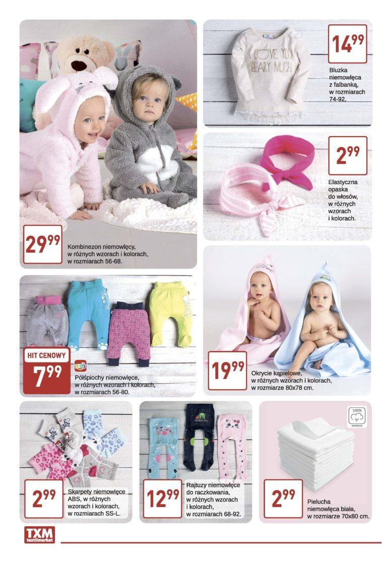 Gazetka promocyjna Textil Market do 10/01/2018 str.1