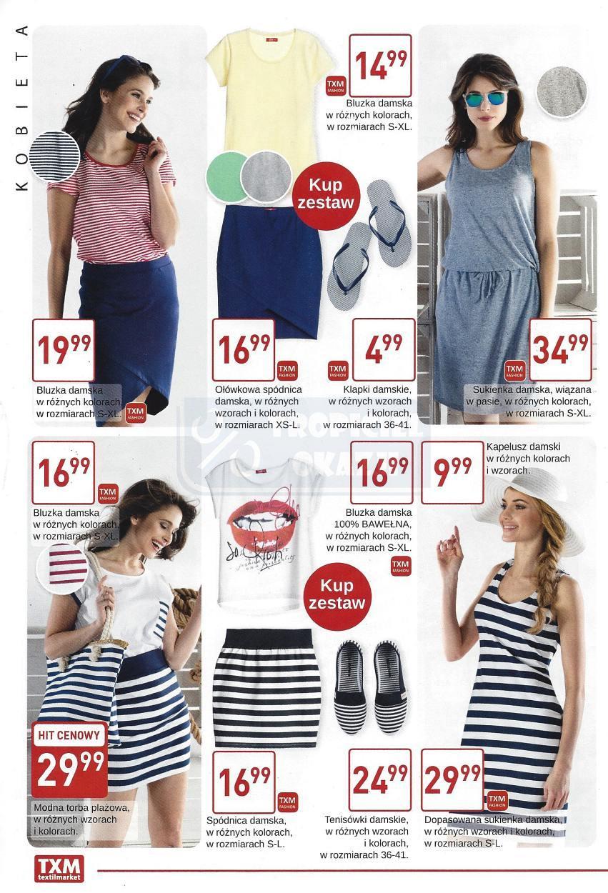 Gazetka promocyjna Textil Market do 26/04/2017 str.1