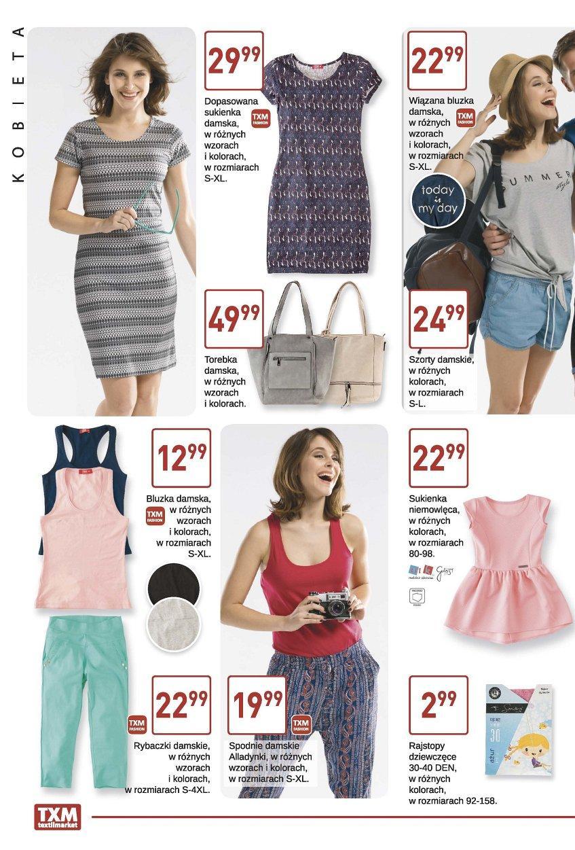 Gazetka promocyjna Textil Market do 09/05/2017 str.1