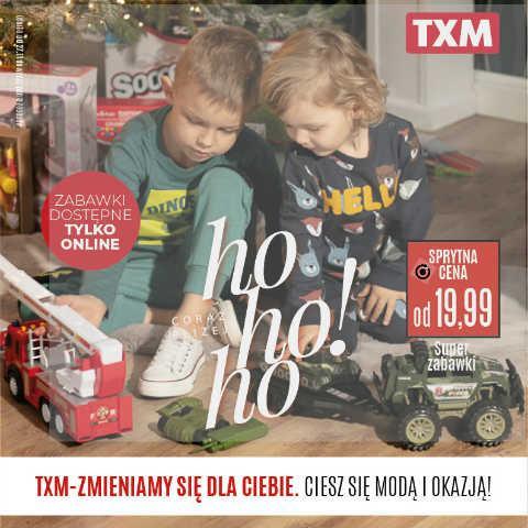 Gazetka promocyjna Textil Market do 24/12/2020 str.1