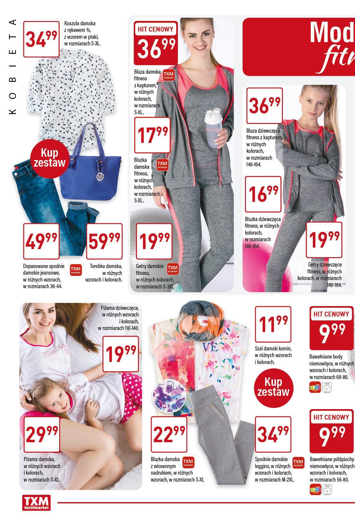Gazetka promocyjna Textil Market do 21/03/2017 str.1