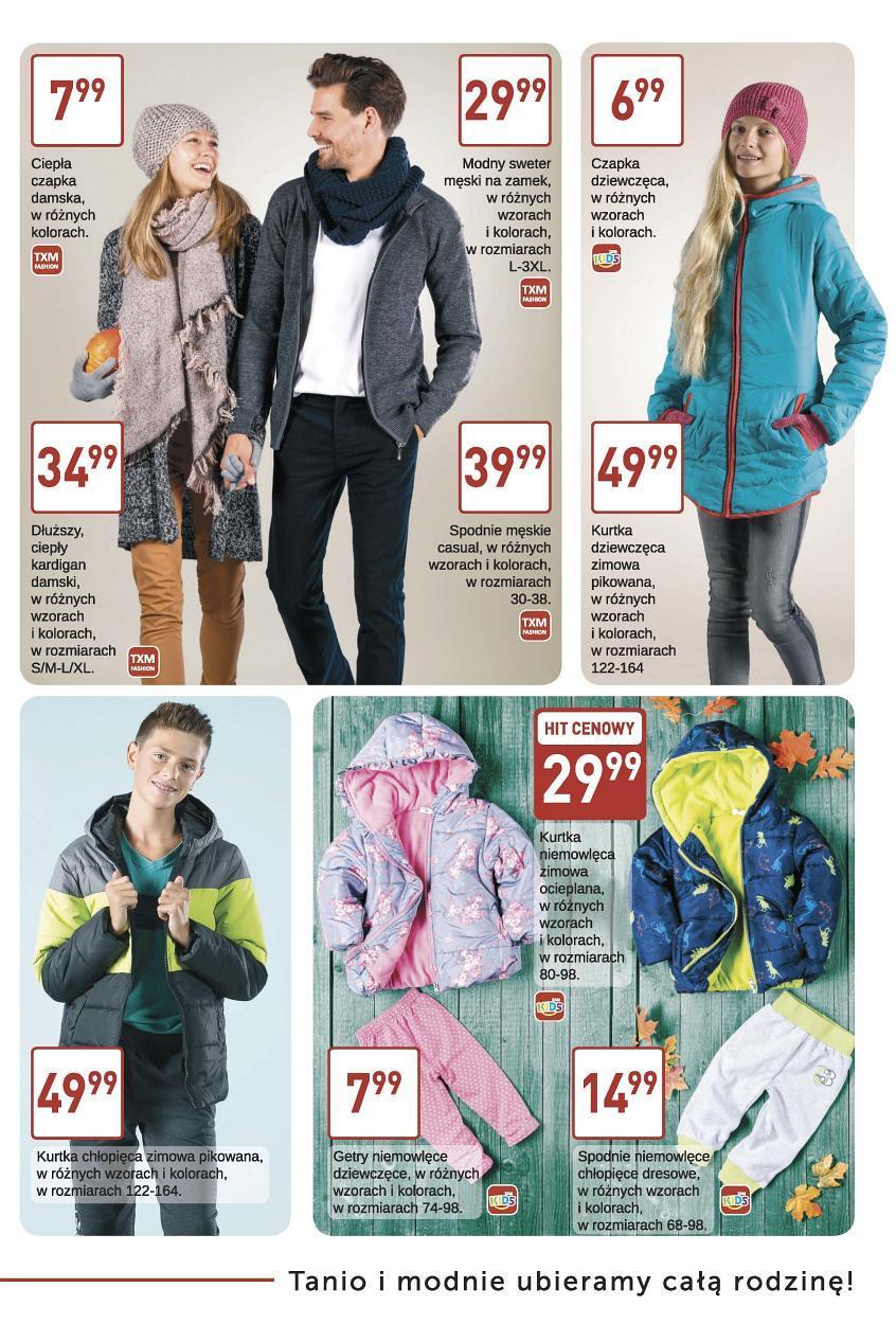 Gazetka promocyjna Textil Market do 17/10/2017 str.2