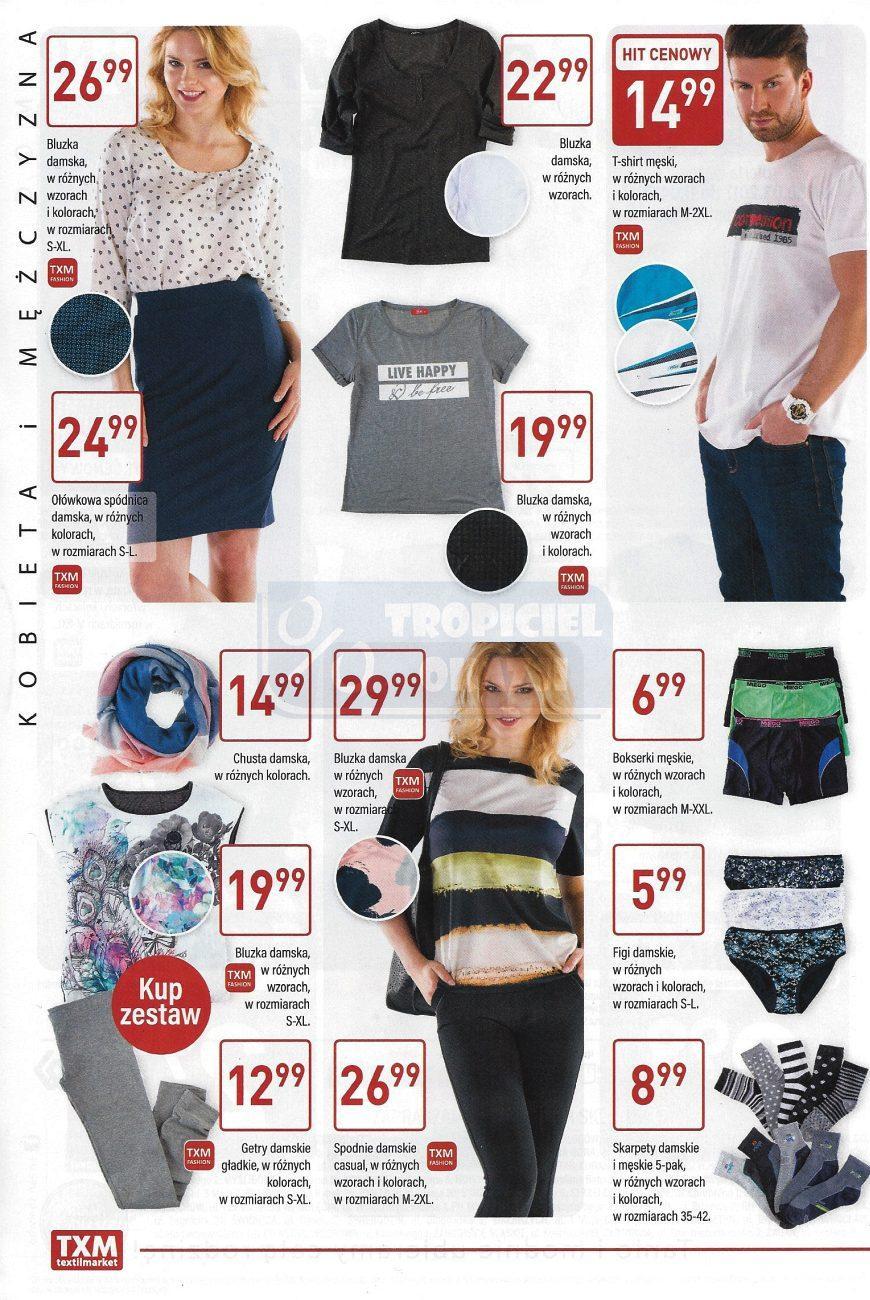 Gazetka promocyjna Textil Market do 11/04/2017 str.1