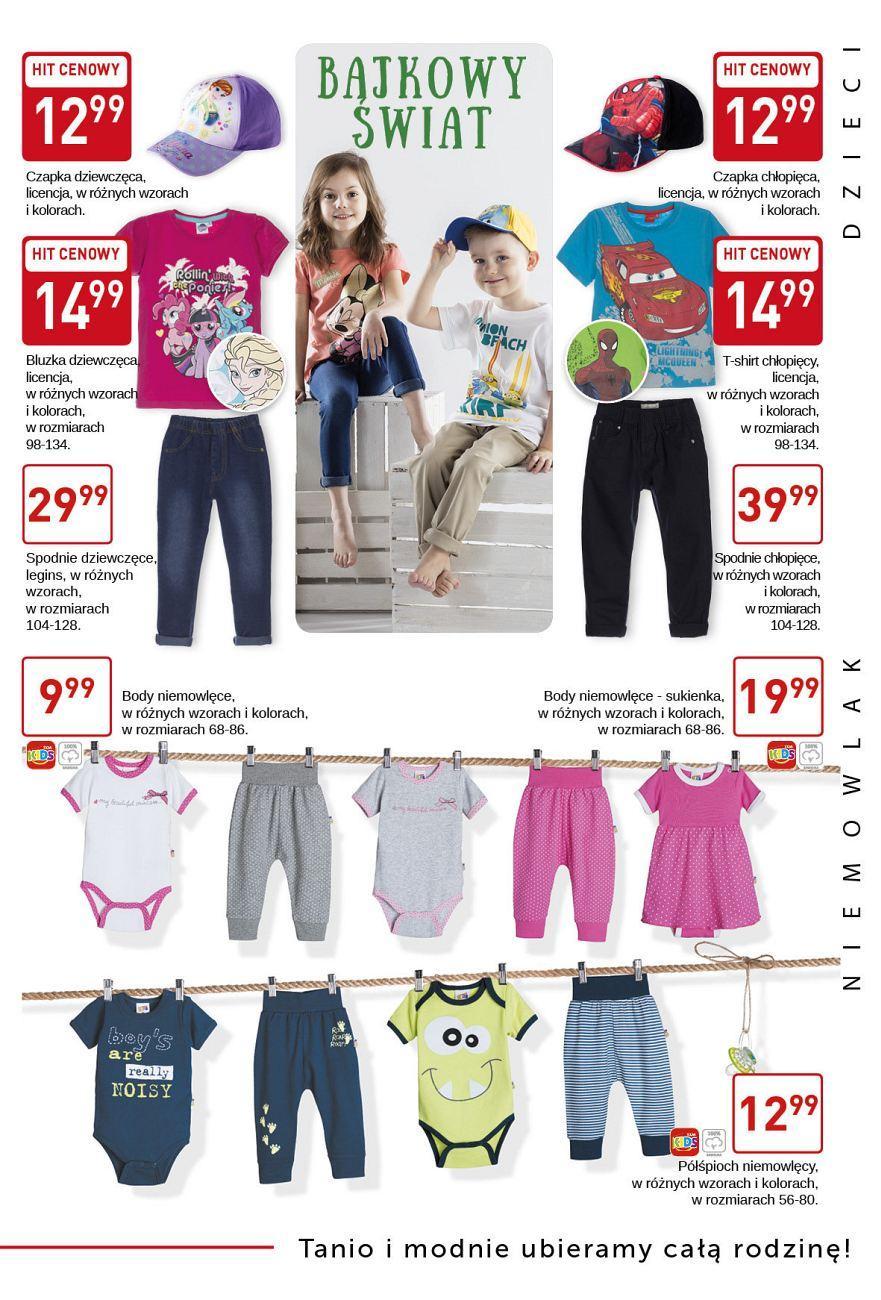 Gazetka promocyjna Textil Market do 19/04/2017 str.2