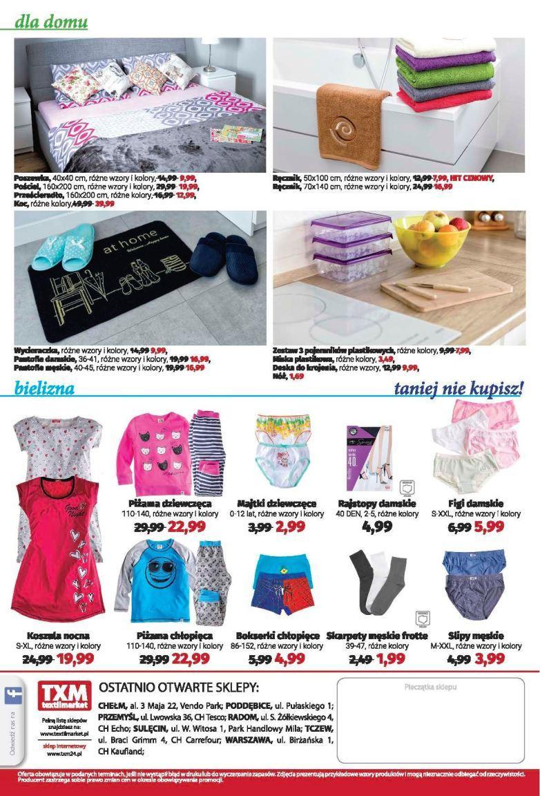 Gazetka promocyjna Textil Market do 10/10/2016 str.3
