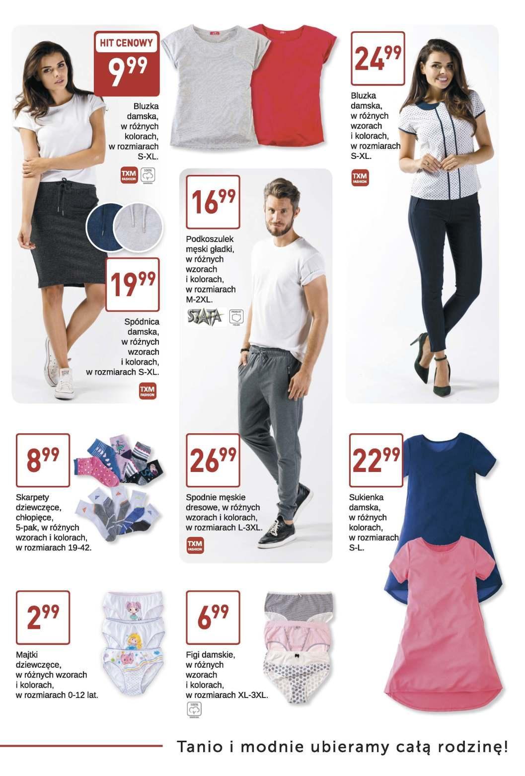 Gazetka promocyjna Textil Market do 22/08/2017 str.2