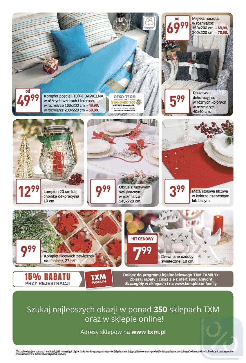 Gazetka promocyjna Textil Market do 19/12/2017 str.3