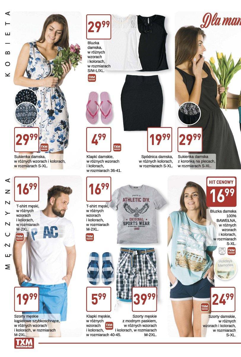 Gazetka promocyjna Textil Market do 30/05/2017 str.1