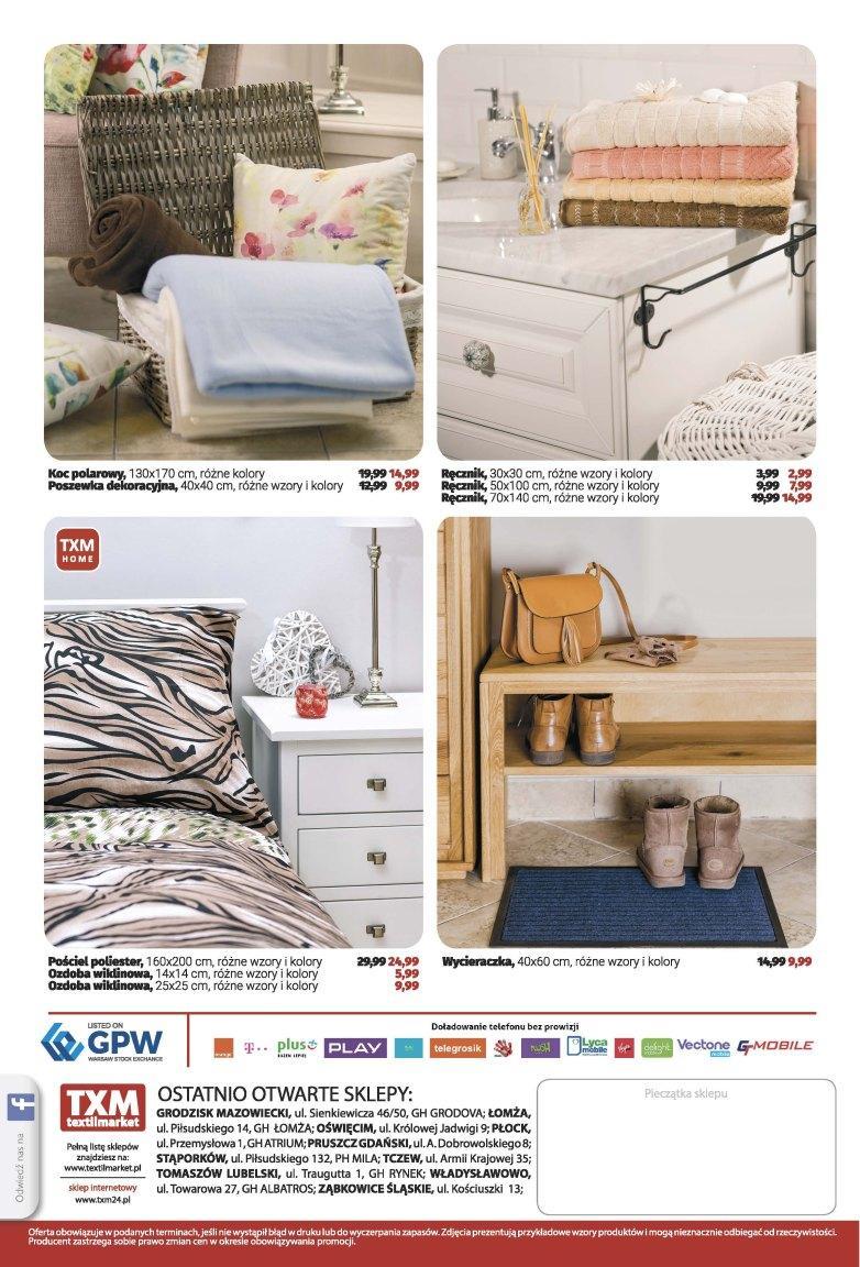 Gazetka promocyjna Textil Market do 21/02/2017 str.3