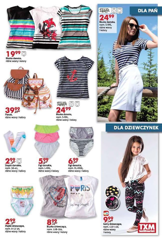 Gazetka promocyjna Textil Market do 02/08/2016 str.2