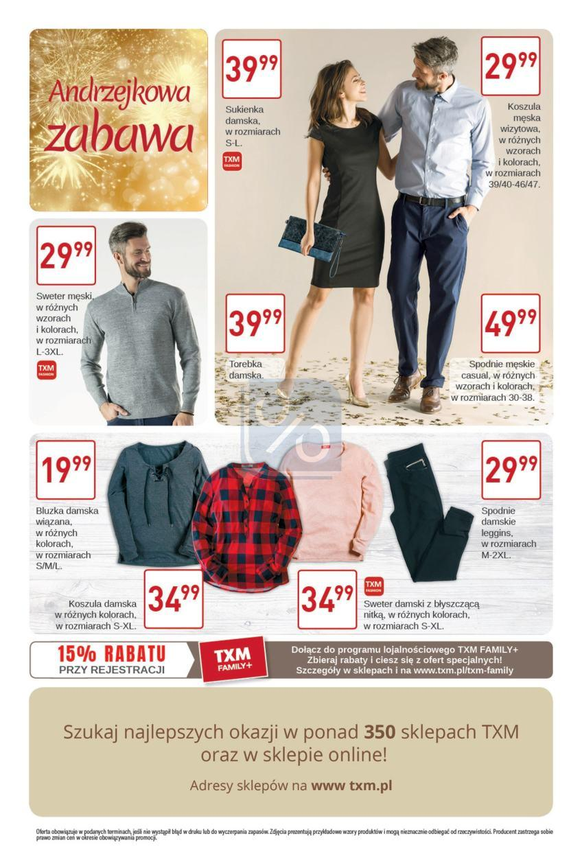 Gazetka promocyjna Textil Market do 05/12/2017 str.3