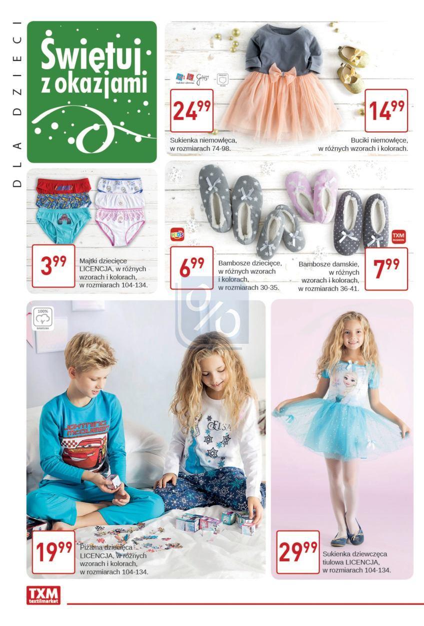 Gazetka promocyjna Textil Market do 05/12/2017 str.1