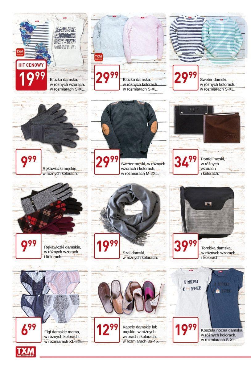 Gazetka promocyjna Textil Market do 24/01/2018 str.1